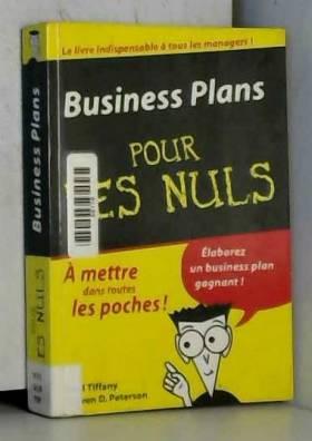 Les Business plans Poche...