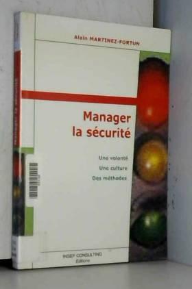 Manager la sécurité : Une...