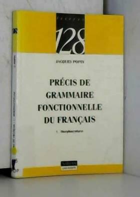 Précis de grammaire...