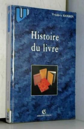 Histoire du livre