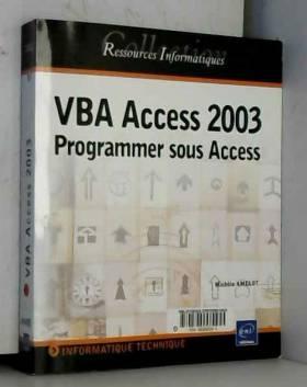 VBA Access 2003 :...