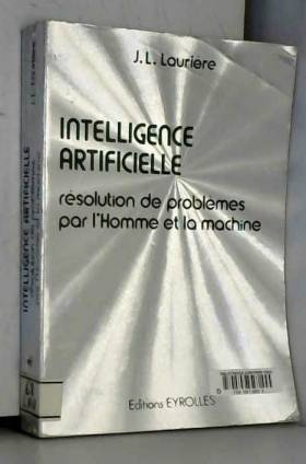 Intelligence artificielle -...
