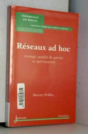Réseaux ad hoc : Routage,...