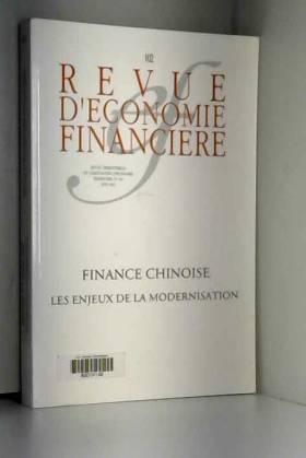 La finance chinoise: Les...