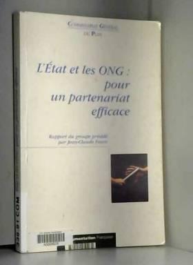 L'Etat et les ONG : pour un...