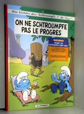Les Schtroumpfs, tome 21 :...