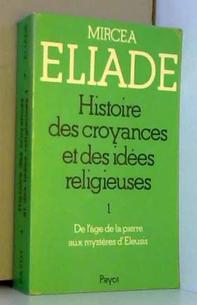 Histoire des croyances et...