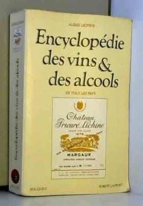 Encyclopédie des vins et...
