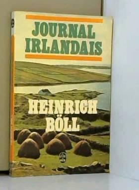 Journal Irlandais Le Livre De Poche