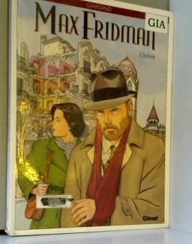 Max Fridman, Tome 5 : Sin...