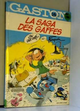 Gaston, Tome 14 : La Saga...