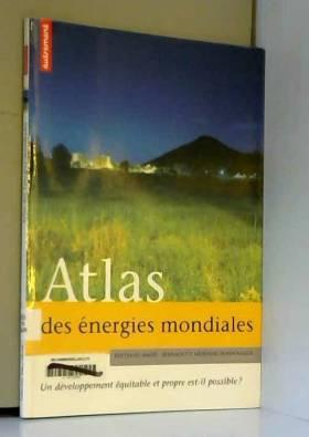 Atlas des énergies...