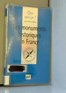 Les Monuments historiques...