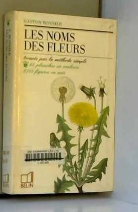 Les Noms des fleurs :...