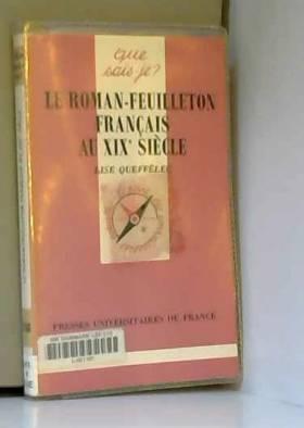 Le Roman-feuilleton...