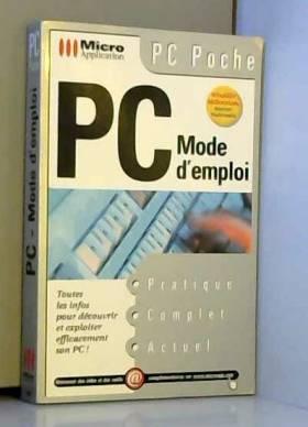 PC Mode d'emploi