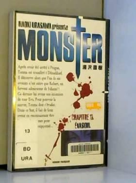 Monster, tome 13 : Évasion