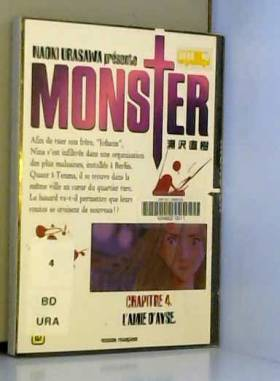 Monster, tome 4 : L'Amie...
