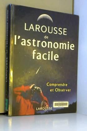 Larousse de l'astronomie...