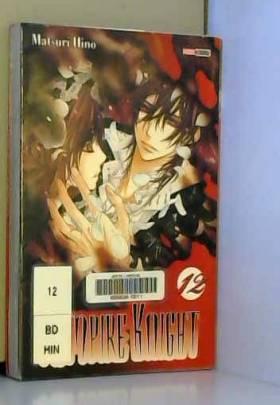 Vampire Knight Vol.12