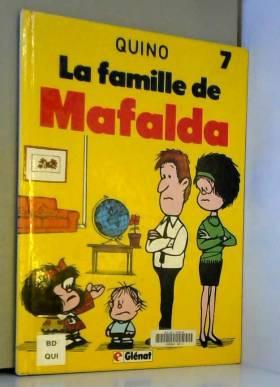MAFALDA TOME 7 : LA FAMILLE...