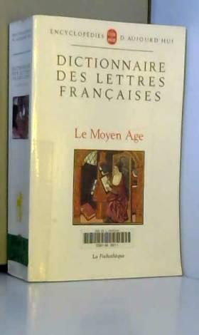 Dictionnaire des lettres...