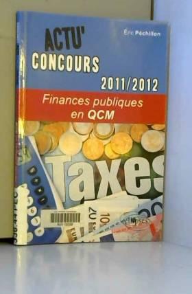 Finances publiques en QCM...