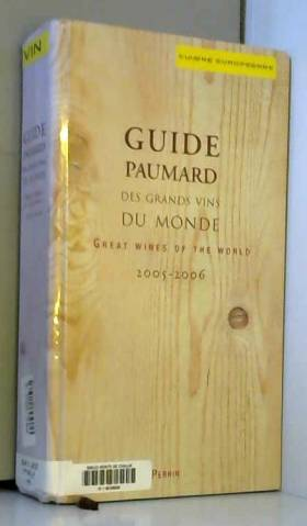 Guide Paumard des grands...