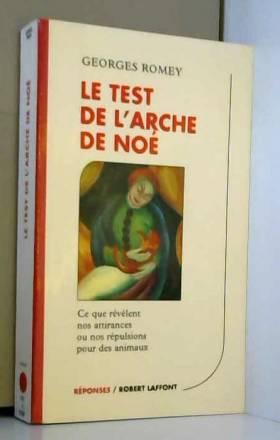 Le test de l'Arche de Noé :...