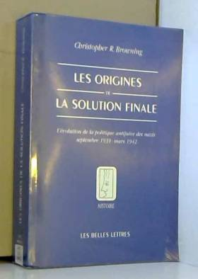 Les Origines de la Solution...