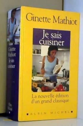 Je sais cuisiner, nouvelle...