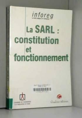 La SARL : constitution et...