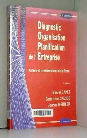 Diagnostic Organisation...