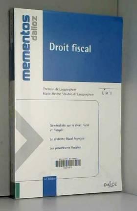 Droit fiscal - 14e éd.:...