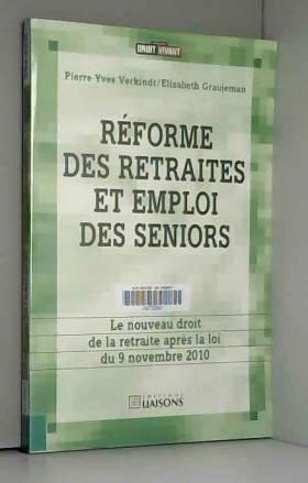 Réforme des retraites et...
