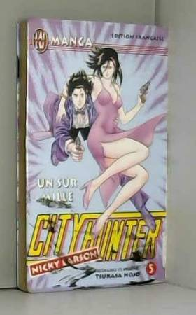 City Hunter (Nicky Larson),...