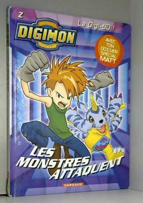 Digimon, tome 2 : Les...