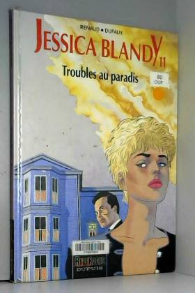 Jessica Blandy, tome 11 :...