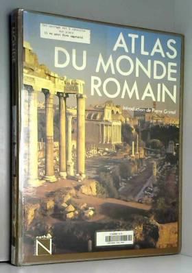 Atlas du monde romain