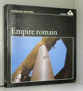 Empire romain (Architecture...