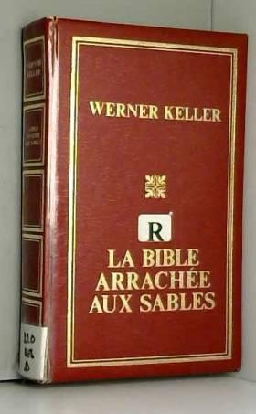La Bible arrachée aux sables