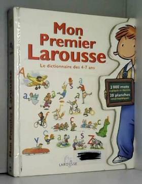 Mon Premier Larousse : Le...