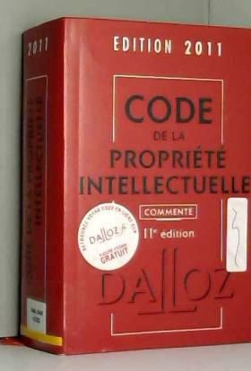 Code de la propriété...