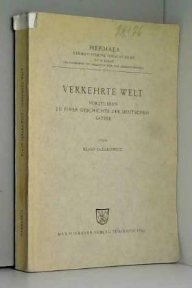 Klaus Lazarowicz - Verkehrte Welt