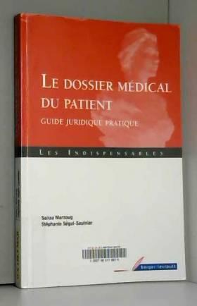 Le dossier médical du...