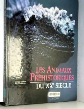 Les Animaux préhistoriques...