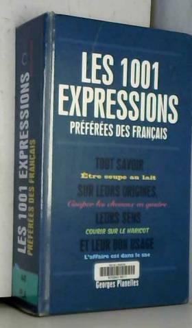 1001 expressions preférées...