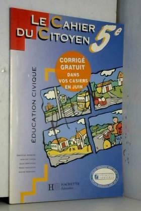 Education civique 5e,...