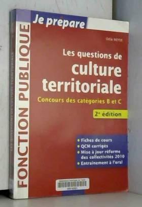 Les questions de Culture...