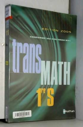 Transmath 1e S - Programme...